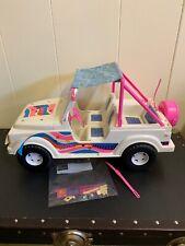 Rare! All American Barbie Fun Rider 1990