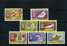 21st OLYMPIC GAMES MONTREAL, CANADA,-   MONGOLIA    1976