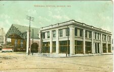 Muncie, IN The Terminal Station 1909