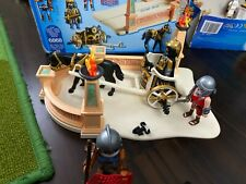 Playmobil 6868 History Roman Gladiator Arena, Fully Boxed And Complete-Pre-owned