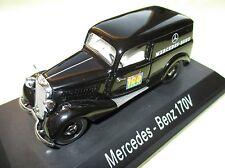 """Mercedes W 136 / 170 V Lieferwagen Delivery Van """"100 Jahre"""" Schuco in 1:43 boxed"""