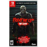 Friday the 13th: The Game Ultimate Slasher Edition - Nintendo Switch