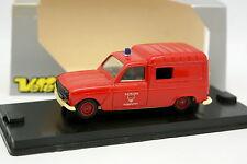 Verem 1/43 - Renault 4 4L F6 Pompiers