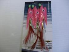 Articles de pêche roses Fladen