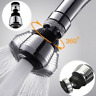 Rotate Water Swivel 360°Faucet Filter Adapter Kitchen water Saving Tap Diffuser