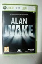 ALAN WAKE GIOCO NUOVO SIGILLATO XBOX 360 EDIZIONE INGLESE SC2 42463
