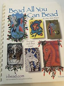 BEAD ALL YOU CAN Volume III Amy Loh-Kusper Beadweaving small cases Pouch