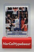 2020 Panini Contenders Draft Picks Basketball James Wiseman Front-Row Seat SS-3