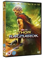 Thor Ragnarok DVD 2017 Region 2 Delivery UK SELLER