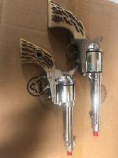Fanner Mattel shooting shell .45 cap gun and other