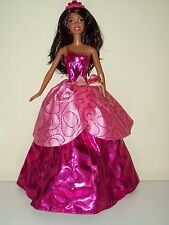 Barbie Doll African American Charm School Blair Princess Twirling Skirt 2010