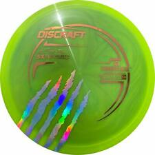 Discraft Paul McBeth Ti Undertaker Swirly Neon Green Sweet Spot Disc Golf