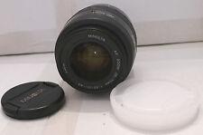 Minolta Film Camera Lens AF Zoom 35-70mm 1:3.5 (22) - 4.5 +Caps  - TESTED