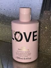 Victoria's Secret LOVE Oil-to-Cream Body Wash SILK SHOWER OIL 250ml New