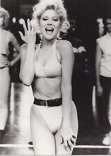 """Audrey Landers (Pressef.'86) in """"A Chorus Line"""""""
