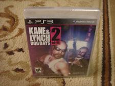 Kane & Lynch 2: Dog Days  (Sony Playstation 3, 2010)