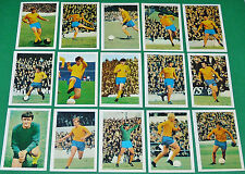 FKS AGEDUCATIFS PANINI FOOTBALL ENGLAND 1969-1970 EVERTON GOODISON PARK COMPLETE