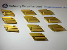 Interstate KNUX160410L12 C5/P30 Cemented Carbide Inserts Qty. 10