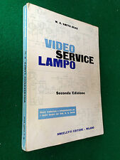 SMITH HEAD - VIDEO SERVICE LAMPO, Ed Angeletti (1961) televisori antenne