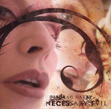 "DEBORAH HARRY ""NECESSARY EVIL"" CD NEUWARE"