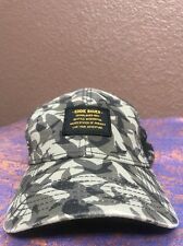 Eddie Bauer Camo Camouflage Mesh SnapBack Baseball Cap Hat Trucker Hat