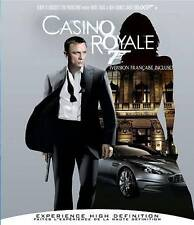 Casino Royale  DVD Blu-ray Judi Dench,Daniel Craig,Jeffrey Wright, Chris Cornell