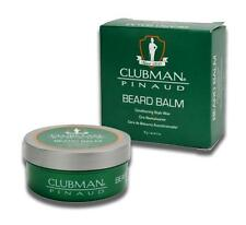 Clubman Pinaud Beard Balm for Men Styling Wax Conditioner Shine Barber Style