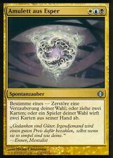 Amuleto da esper/Esper Charm | NM | Shards of Alara | Ger | Magic MTG