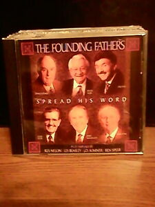 Jake Hess,George Younce,Hovie Lester (Spread His Word) 2000 cd Southern Gospel