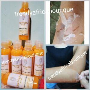 Extra strenght Orange peeling lotion 100ml, rejuvenates, whitens,treat ×1 bottle