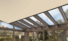 Exklusive Unterdachmarkise - Sonnenschutz für Terrassenüberdachungen (LifeSmall)