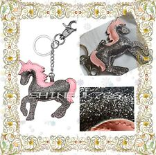 Unicorn Ladies/Girls key ring/chain glittered from H&M Brand new with tag
