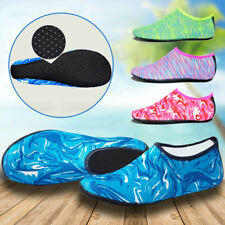 Men Women Kids Water Shoes Aqua Socks Diving Socks Pool Beach Swim Slip On Surf