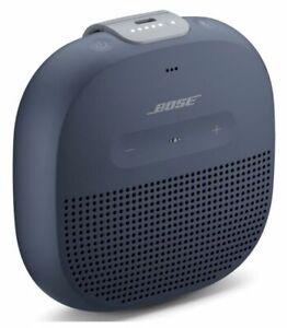 Bose SoundLink Micro Waterproof Speaker Dark Blue New
