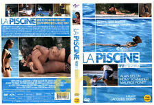 La piscine (1969) - Jacques Deray, Alain Delon, Romy Schneider  DVD NEW