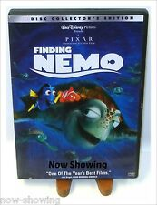 Disney's Finding Nemo (DVD, 2003 1 Widescreen Disc) PIxar Family Movie