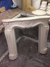 New Ornate Small Baby Louis Fire Surround Pick Up Kent