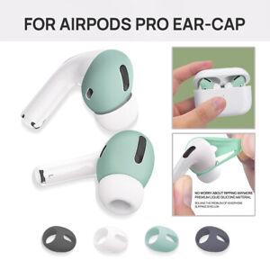 For Apple Airpods Pro Case Earpod Cover Ear Hook Earbuds Ear Tips Strap Soft