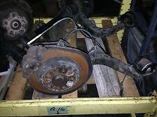 BMW E46 325i 330i 325xi 330xi Right Driver Rear Axle Brake Hub Trailing Arm Hub