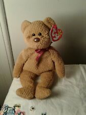 Curly bear original beanie baby Errors And  Rare Waterlooville Tag
