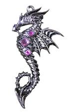 Sea Dragon Pendant Necklace, Briar Jewellery, Fantasy, Monster, Mythology, Gift