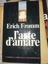 FROMM - L'ARTE D'AMARE - CLUB DEI LETTORI - 1977