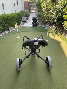 Clicgear Model 3.5 Golf Push Cart - Black