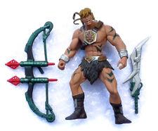 Masters of the Universe 200x Figurine Jungle Attack He-Man complete Motu Mattel