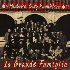 MODENA CITY RAMBLERS La Grande Famiglia (ltd.ed.red vinyl ) LP
