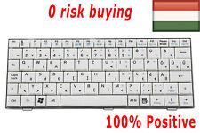 For Asus Eee PC 700 701 701SD 702 900HA 901 Keyboard Hungarian HU Magyar White