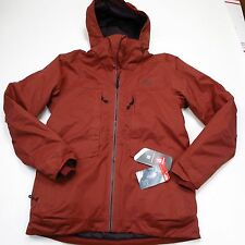 $400  North Face Men's Mendelson Jacket Medium Hot Chocolate Brown NEW