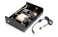 Finished 65VA Ultra Low Noise linear Power supply 65W lineare Stromversorgung