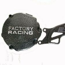 RM80 RM85 BOYESEN FACTORY IGNITION COVER SILVER/BLACK 86-18 RM 80 85