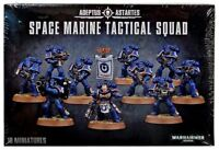 Space Marine Tactical Squad Warhammer 40K Games Workshop NIB Flipside